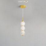 Подвесной светодиодный светильник Norill тип A нейтральный свет
