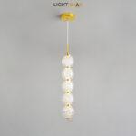 Подвесной светодиодный светильник Norill тип C трехцветный свет