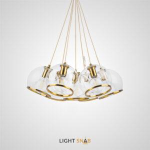 Подвесной светильник Nuazen