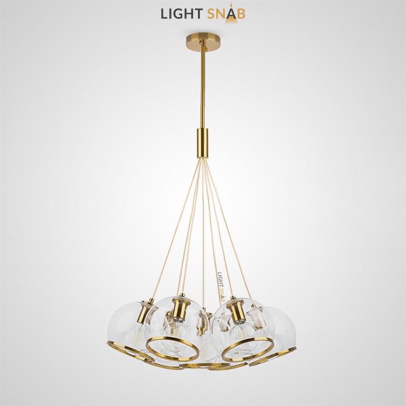 Подвесной светильник Nuazen модель 5 плафонов