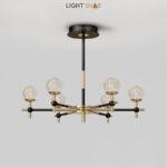 Светодиодная люстра Olympus 6 ламп нейтральный свет