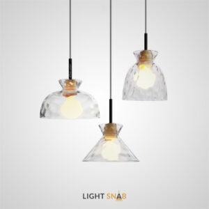 Подвесной светильник Omg Glass