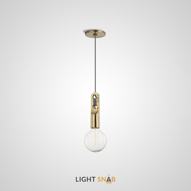 Подвесной светильник Ottawa цвет золото