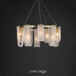 Люстра Palmira Ch 10 ламп