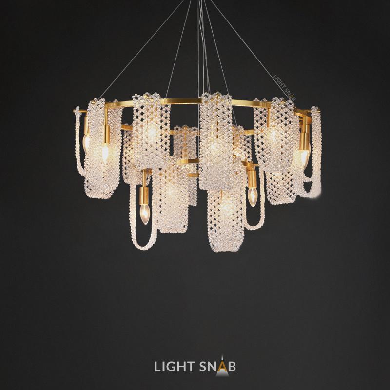 Люстра Palmira Ch 18 ламп