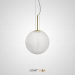Подвесной светильник Pamela цвет золото