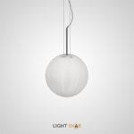 Подвесной светильник Pamela цвет хром
