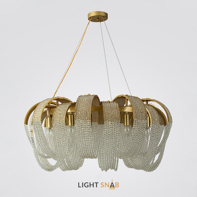 Люстра Pelagia Ch 9 ламп