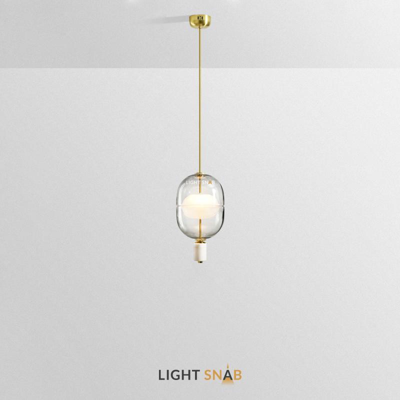 Дизайнерский подвесной светильник Platte 1 лампа