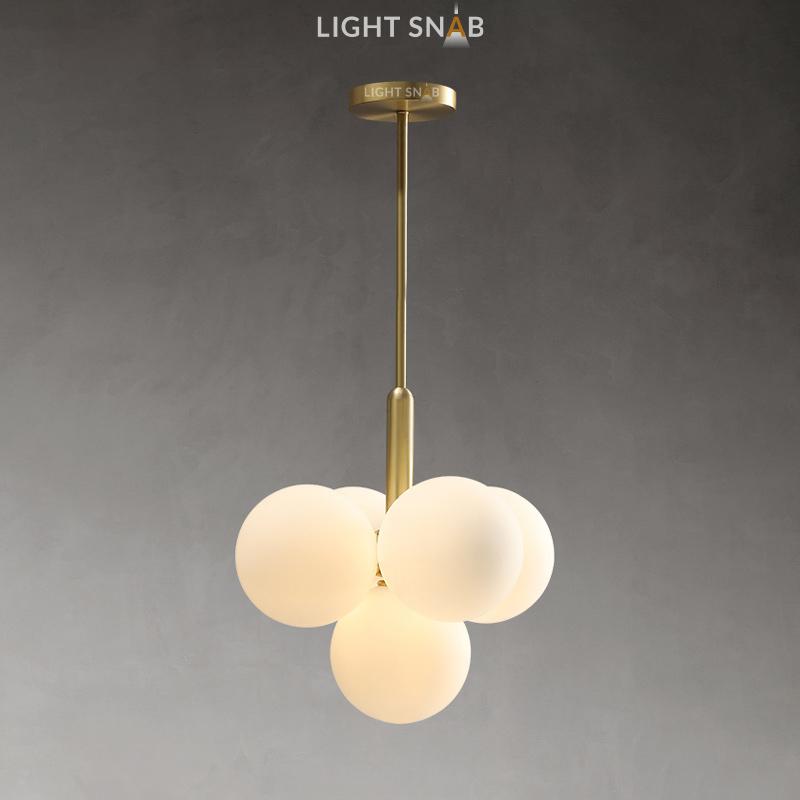 Люстра Polaris 5 ламп