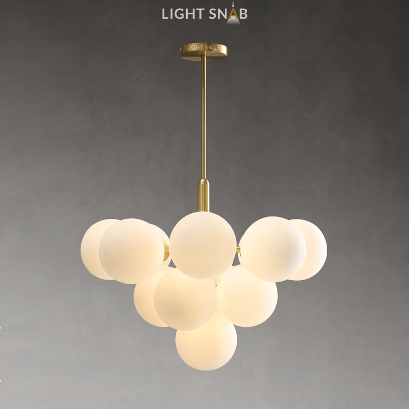 Люстра Polaris 13 ламп