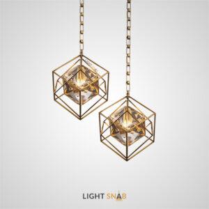 Дизайнерский подвесной светильник Quirina