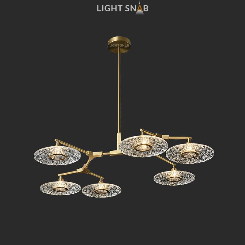 Люстра Raita 6 ламп. Тип B