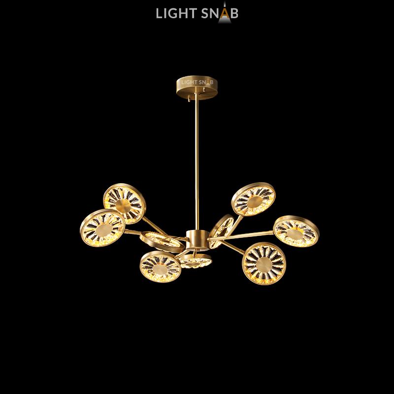 Люстра Ralda 9 ламп