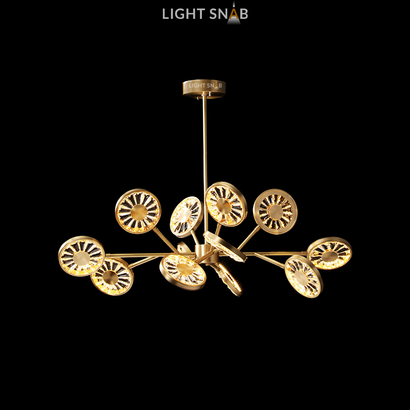 Люстра Ralda 12 ламп