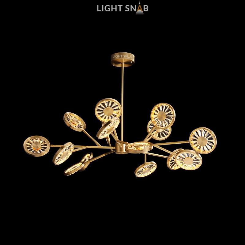 Люстра Ralda 15 ламп