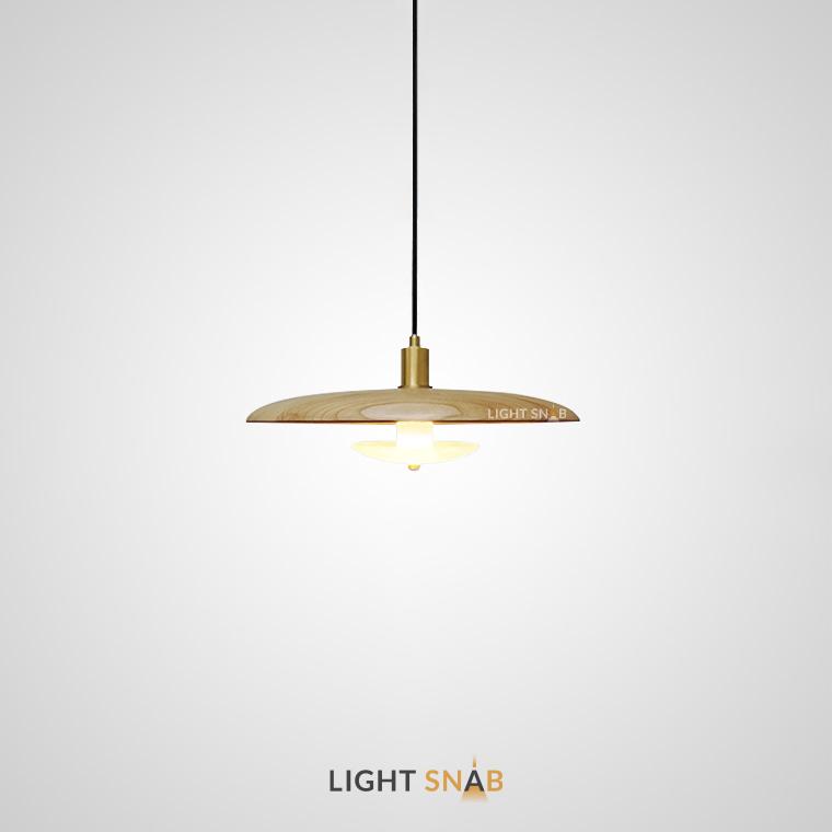 Подвесной светильник Reason размер S. Цвет ясень