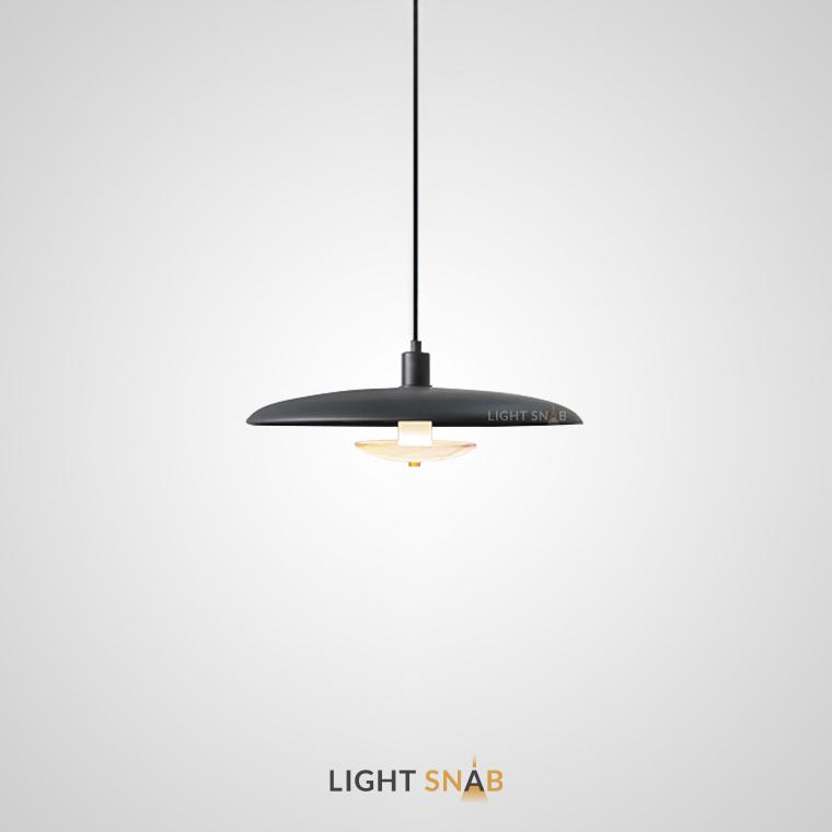 Подвесной светильник Reason размер S. Цвет серый