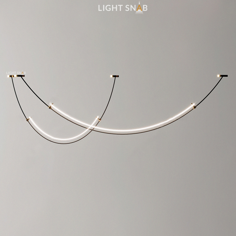 Подвесной светильник Rilda размер XXL