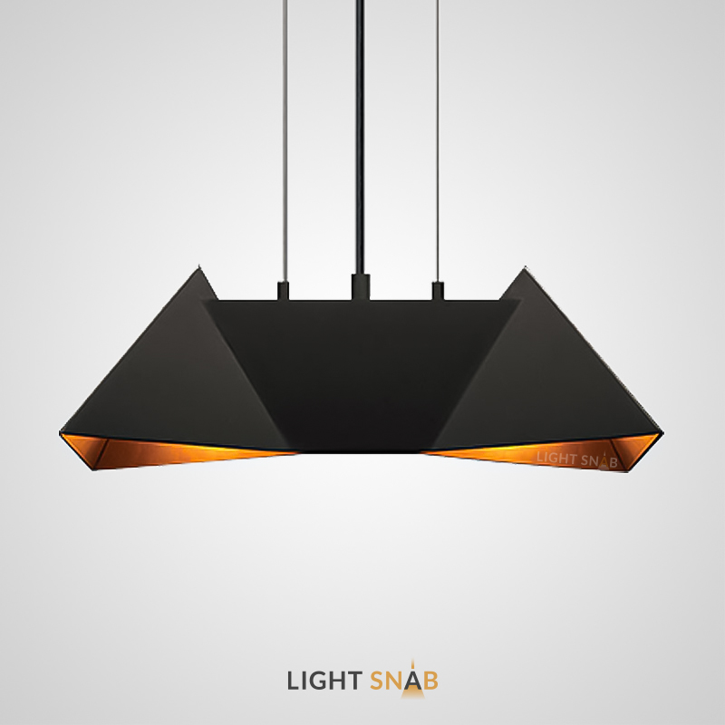 Подвесной светильник Rm с необычным дизайном