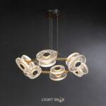 Светодиодная люстра Rosemary 12 ламп