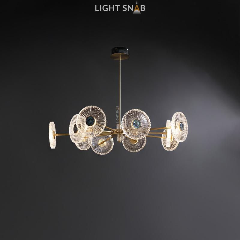 Люстра Rosemary B 10 ламп