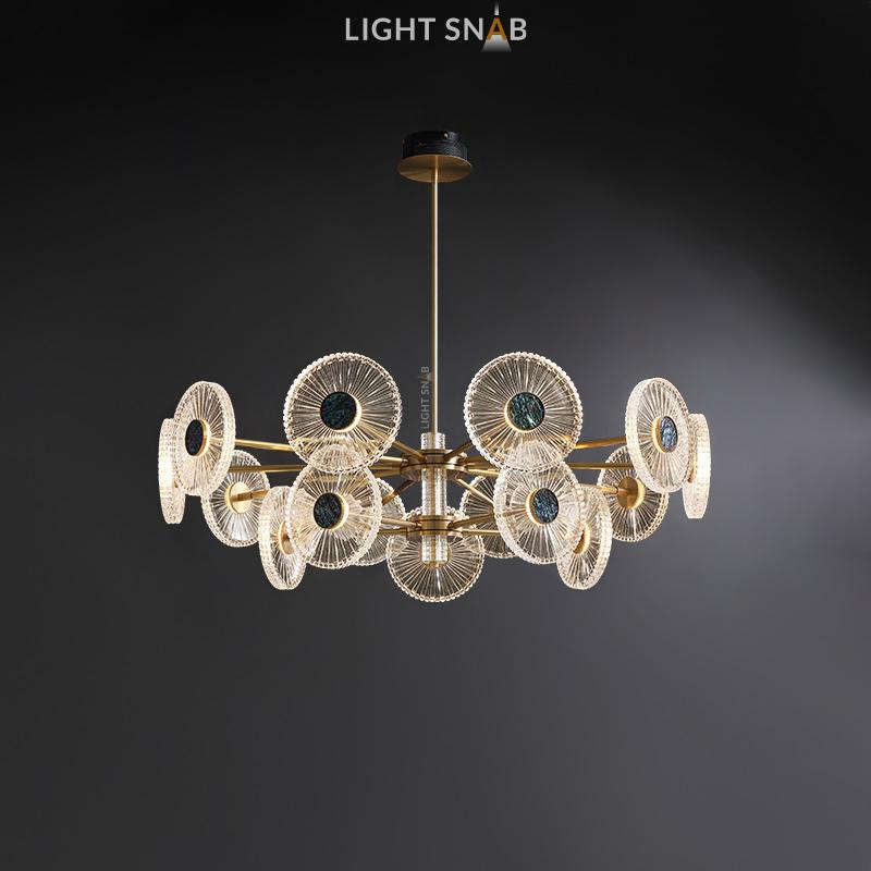 Люстра Rosemary B 15 ламп