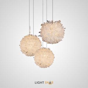 Подвесной светодиодный светильник Roslyn Ball