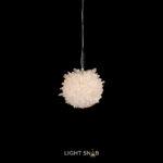 Подвесной светодиодный светильник Roslyn Ball тип A. Размер M