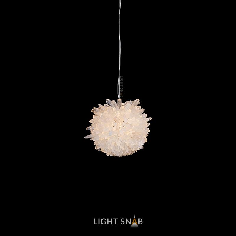 Подвесной светодиодный светильник Roslyn Ball тип A. Размер S