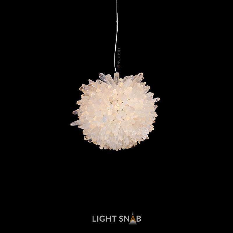 Подвесной светодиодный светильник Roslyn Ball тип A. Размер XL