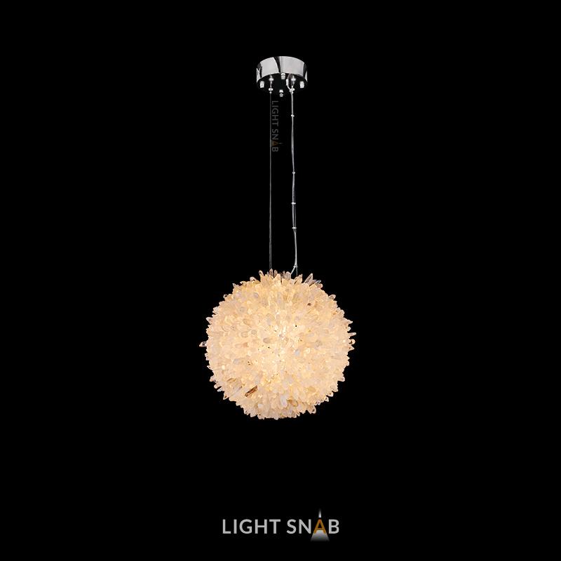 Подвесной светодиодный светильник Roslyn Ball тип B. Размер L