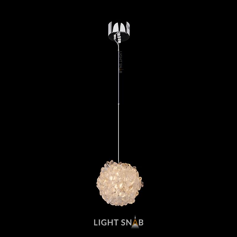Подвесной светодиодный светильник Roslyn Color цвет белый