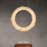 Подвесной светодиодный светильник Roslyn Ring размер L