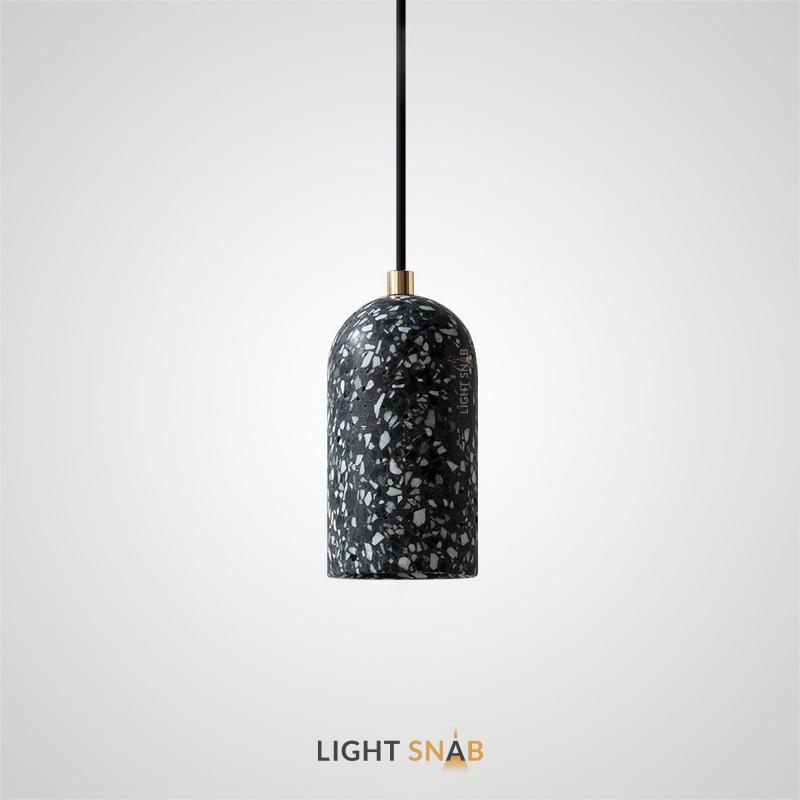 Подвесной светильник Runel цвет черный