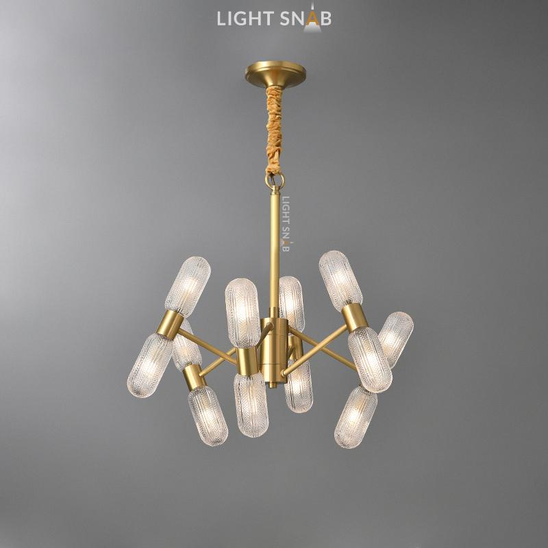 Люстра Selia Ch 12 ламп