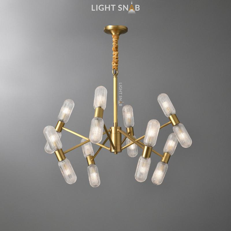 Люстра Selia Ch 18 ламп