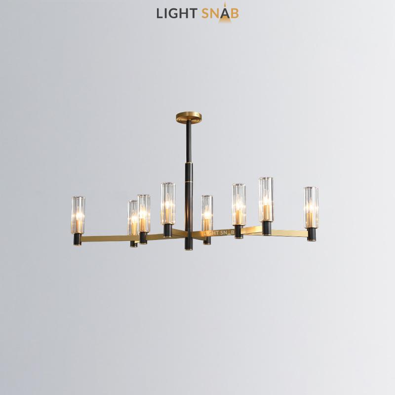 Люстра Sidonia 8 ламп