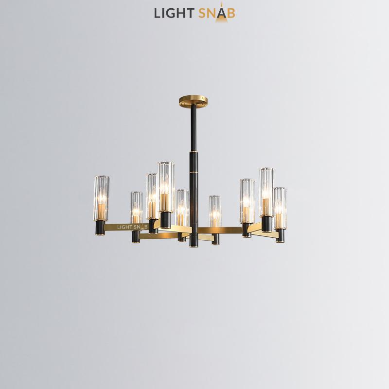 Люстра Sidonia 9 ламп