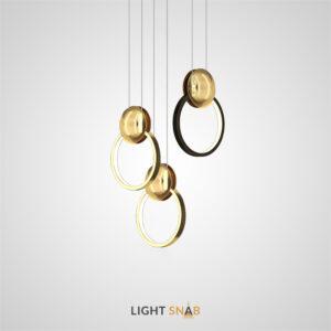 Дизайнерский подвесной светильник Sight