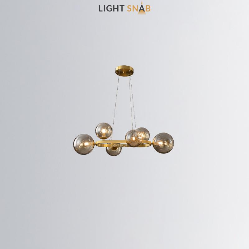 Люстра Silvana 6 ламп