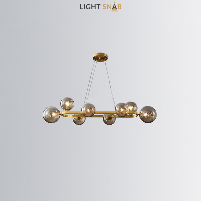 Люстра Silvana 8 ламп