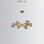 Люстра Silvana Ring 6 ламп