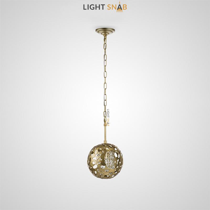 Дизайнерский подвесной светильник Sizgarin 1 лампа
