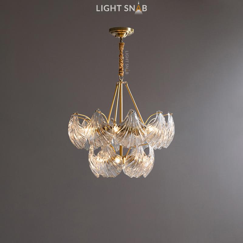 Люстра Stefani 11 ламп