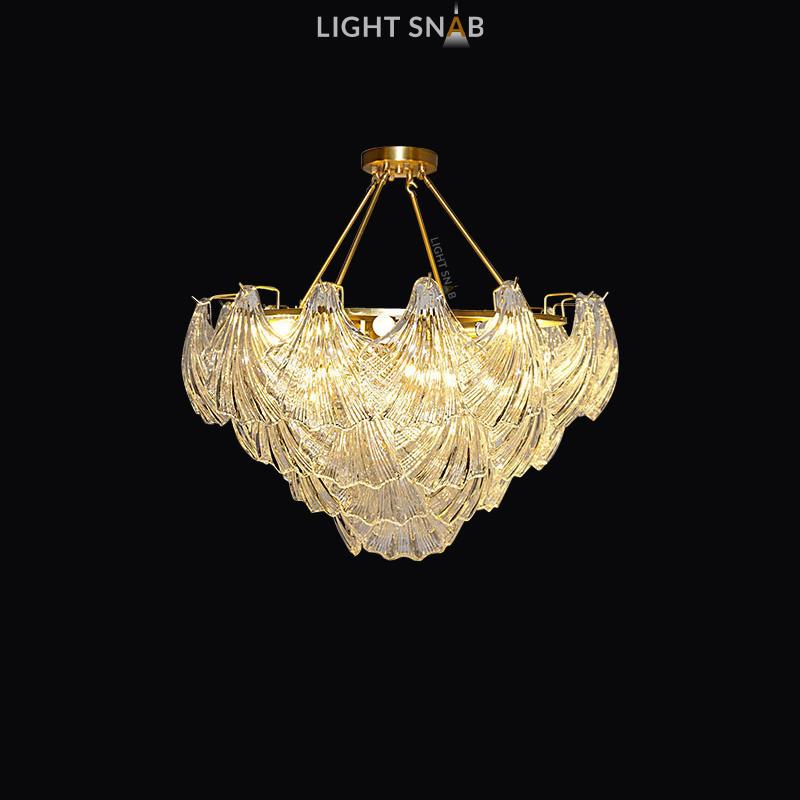 Люстра Stefani Ch 14 ламп