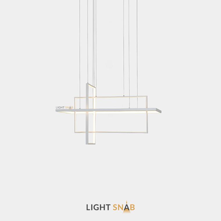 Светодиодный светильник Tilan размер M цвет белый