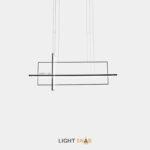 Светодиодный светильник Tilan размер L цвет черный