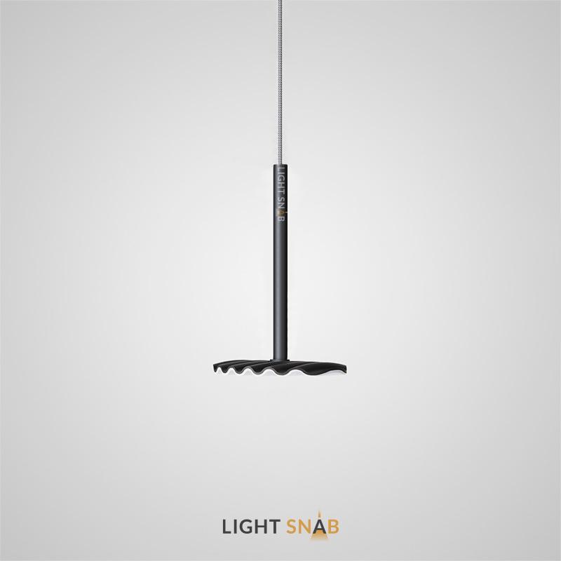 Подвесной светодиодный светильник Tobby цвет черный