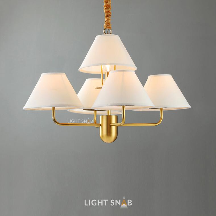 Люстра Towner 5 ламп